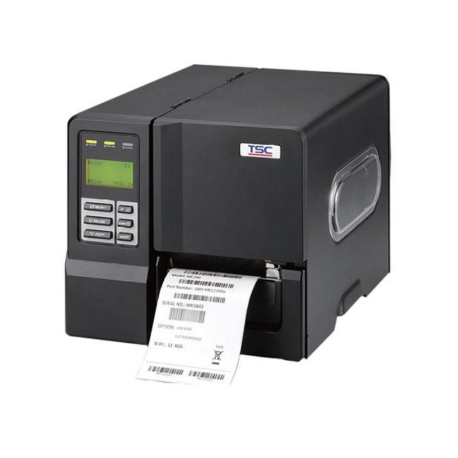 TSC ME340, 12 dots/mm (300 dpi), οθόνη, TSPL-EZ, USB, RS232, Ethernet (99-042A011-42LF)