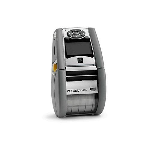 Zebra QLn220 για χώρους υγείας, USB, RS232, 8 dots/mm (203 dpi), οθόνη, RTC, EPL, ZPL, CPCL (QH2-AU1AEM00-00)