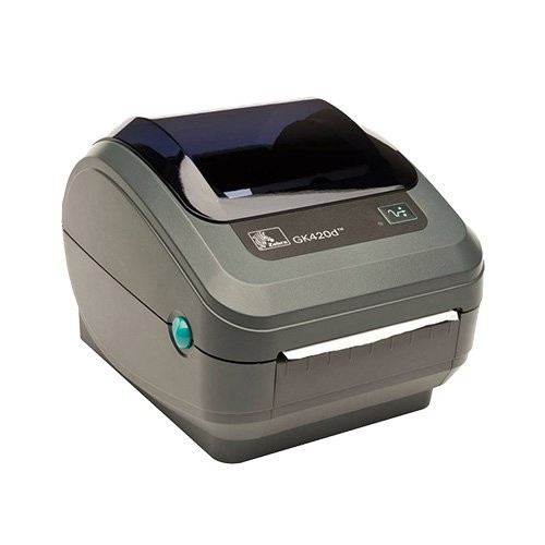 Zebra GK420d rev2, 8 dots/mm (203 dpi), peeler, EPL, ZPL, USB, print server (ethernet) (GK42-202221-000)