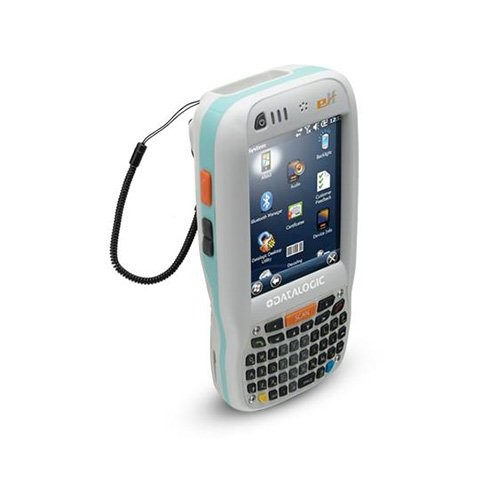 Datalogic elf-HC, 2D, USB, RS232, bluetooth, Wi-Fi, QWERTY
