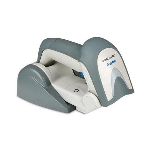 Datalogic Gryphon I GBT4100, bluetooth, 1D, λευκό (GBT4100-WH)