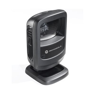 Zebra DS9208, 2D, kit (USB), μαύρο (DS9208-SR4NNU21ZE)