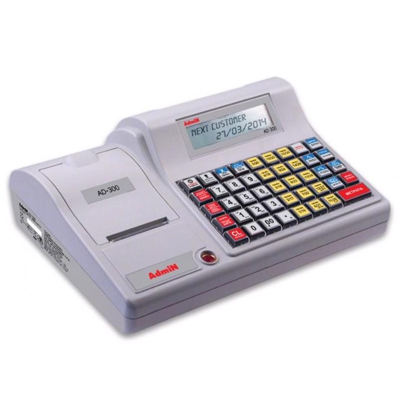 Ταμειακή Μηχανή Admin AD-300 Λευκή - πληρωμή έως 6 άτοκες δόσεις