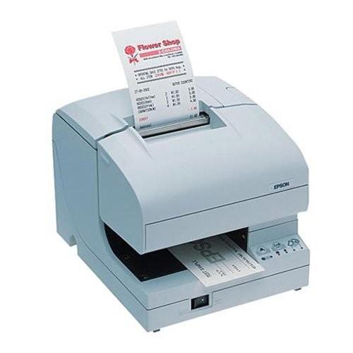 Epson TM-J7100, RS232, MICR, λευκό (C31C488031)