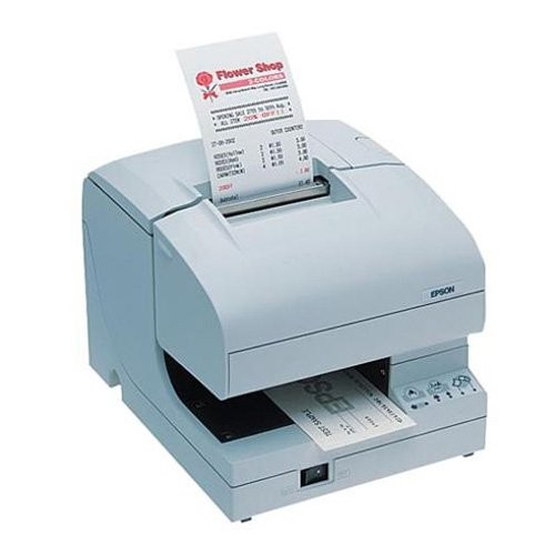 Epson TM-J7100P, LPT, λευκό (C31C490011)