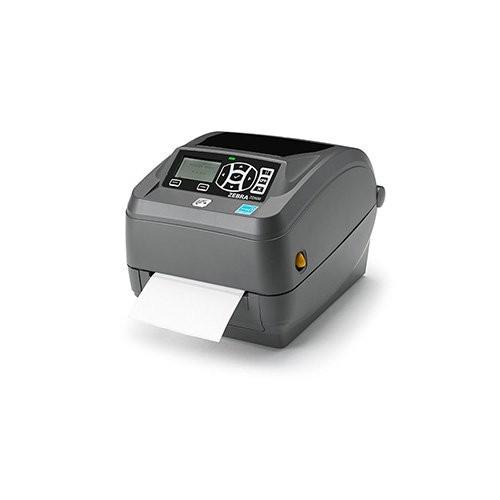 Zebra ZD500, 12 dots/mm (300 dpi), peeler, RTC, ZPLII, bluetooth, Wi-Fi, (Ethernet) (ZD50043-T1EC00FZ)