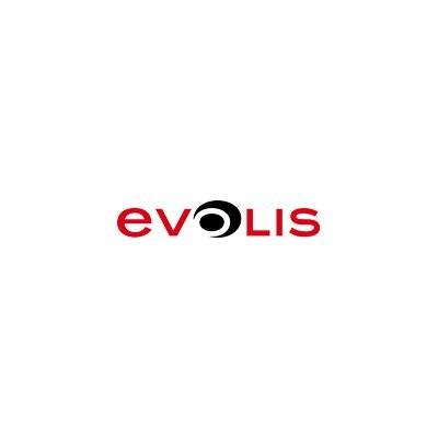 Evolis έγχρωμη ταινία (μονόχρωμη), μαύρο (R2211)