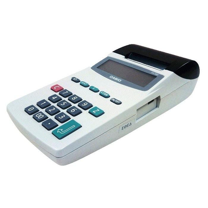 Φορολογικός μηχανισμός Casio FP-700 Τύπου Α με Signature Processor