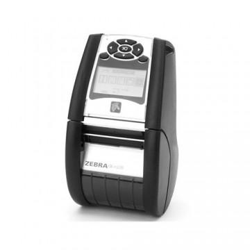 Zebra QLn220, USB, RS232, bluetooth, Wi-Fi, NFC, 8 dots/mm (203 dpi), RTC, οθόνη, EPL, ZPL, CPCL (QN2-AUNAEM10-00), QN2-AUNAEM10-00