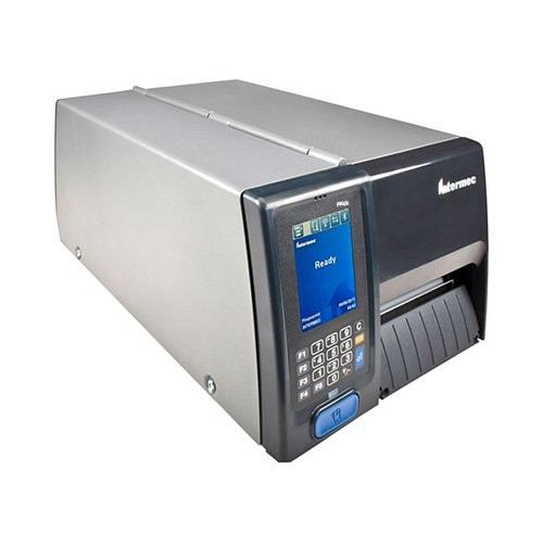 Honeywell PM43c, Short Door, 8 dots/mm (203 dpi), rewinder, οθόνη, RTC, (Ethernet) (PM43CA1140041202)
