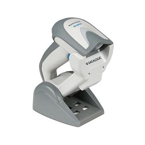 Datalogic Gryphon GM4130, 1D, kit (USB), λευκό (GM4130-WH-433K1)