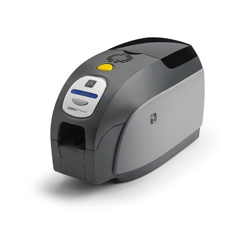Zebra ZXP Series 3, μονής όψης, 12 dots/mm (300 dpi), USB, MSR, επαφής (Z31-EM000200EM00)