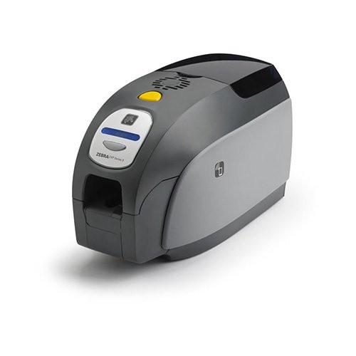 Zebra ZXP Series 3, διπλής όψης, 12 dots/mm (300 dpi), USB, MSR (Z32-0M000200EM00)