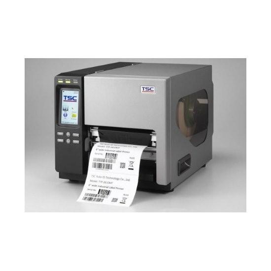 TSC TTP-346MT, 12 dots/mm (300 dpi), RTC, οθόνη, TSPL-EZ, USB, RS232, LPT, Ethernet (99-147A003-00LF)