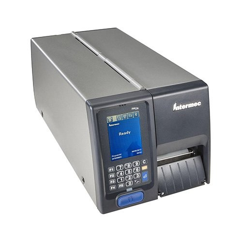 Honeywell PM23c, long door, 8 dots/mm (203 dpi), rewinder, LTS, οθόνη, ZPL, IPL, USB, RS232, Ethernet (PM23CA1100021212)