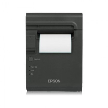 Epson TM-L90-i, 8 dots/mm (203 dpi), ePOS, USB, Ethernet, μαύρο (C31C412772), C31C412772