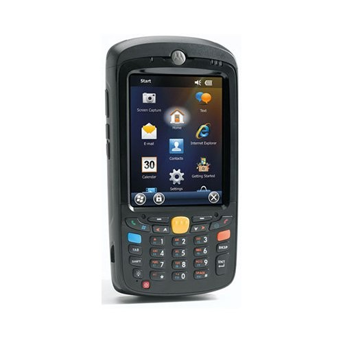 Zebra MC55A0, 2D, DL, USB, bluetooth, Wi-Fi, αριθμητικό (MC55A0-P70SWRQA9WR)