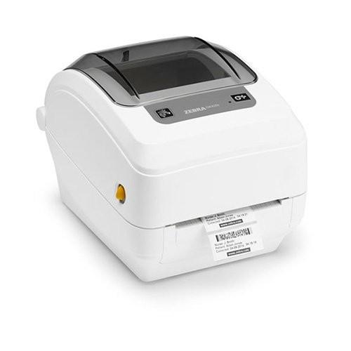 Zebra GK420t για χώρους υγείας, 8 dots/mm (203 dpi), EPL, EPLII, ZPLII (GK4H-102520-000)
