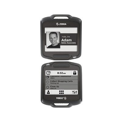 Zebra SB1, 2D, Wi-Fi, E-Ink, μαύρο (SB1B-SE11A0WW)