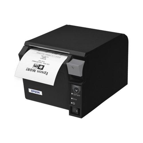 Epson TM-T70-iHub, Ethernet, ePOS, μαύρο (C31C637761)