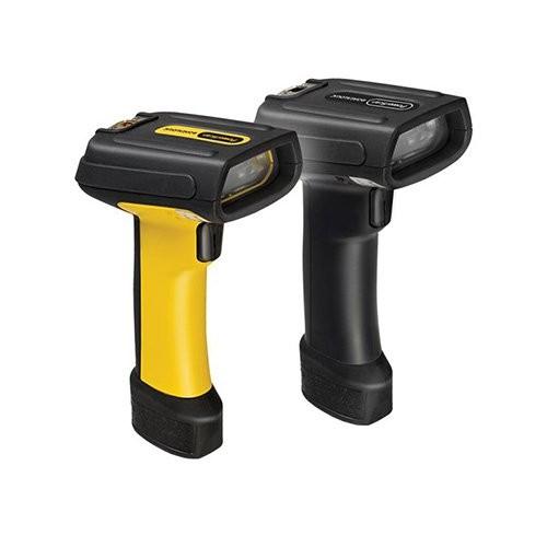 Datalogic PowerScan PD7130, 1D, pointer, μαύρο, κίτρινο (PD7130-YB-PTR)