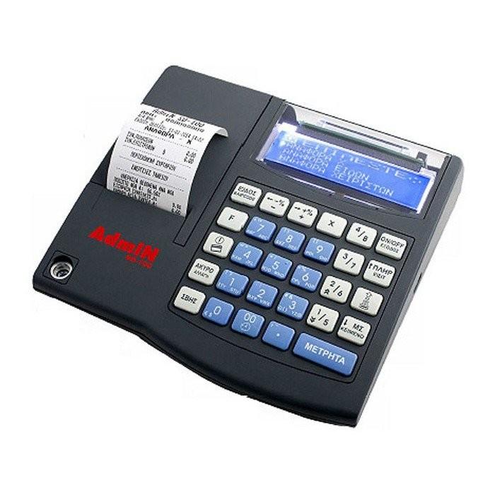 Ταμειακή Μηχανή Admin SD 100 - πληρωμή έως 6 άτοκες δόσεις