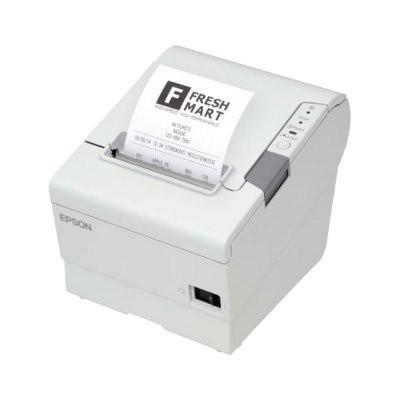 Epson TM-T88V-iHub, Ethernet, ePOS, λευκό (C31CA85793)