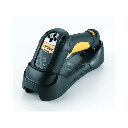 Zebra LS3578, bluetooth, 1D, FZ, kit (USB), μαύρο, κίτρινο (LS3578-FZBU01000R)