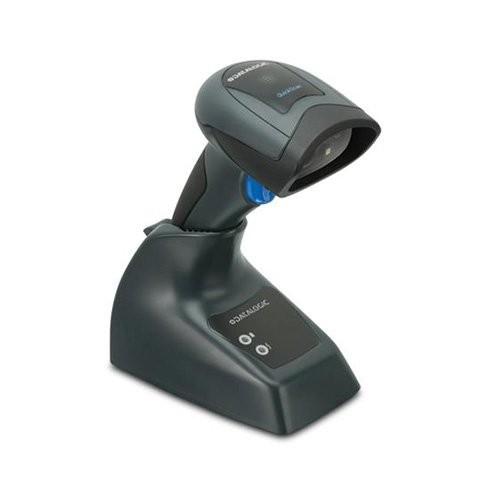 Datalogic QuickScan I QBT2131, bluetooth, 1D, bluetooth, kit (RS232), μαύρο (QBT2131-BK-BTK2)