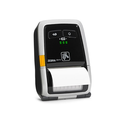 Zebra ZQ110, 8 dots/mm (203 dpi), MSR, USB, Wi-Fi (ZQ1-0UG1E060-00)