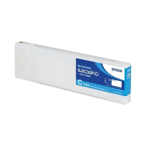 Epson δοχείο μελανιού, κυανό, glossy (C33S020640)