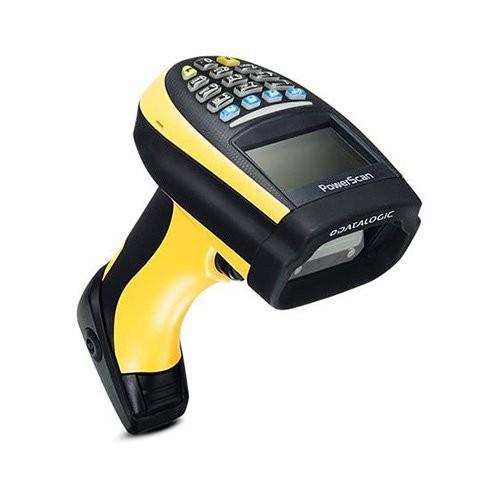 Datalogic PM9500-DK, 2D, οθόνη, kit (USB),αφαιρούμενη μπαταρία(PM9500-DKHP433RK10)
