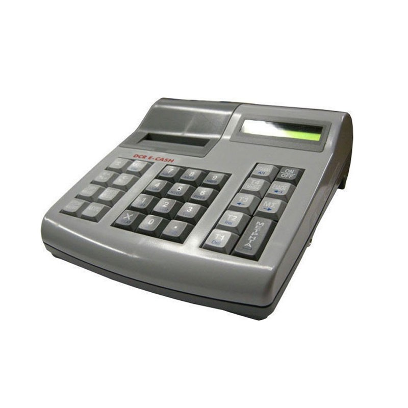 Ταμειακή Μηχανή DCR E-Cash Γκρι - πληρωμή έως 6 άτοκες δόσεις