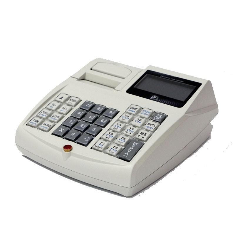Ταμειακή Μηχανή IP Cash Λευκή - πληρωμή έως 6 άτοκες δόσεις