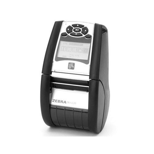 Zebra QLn220, USB, RS232, bluetooth, Wi-Fi, NFC, 8 dots/mm (203 dpi), linerless, RTC, οθόνη, EPL, ZPL, CPCL (QN2-AUNBEM10-00)