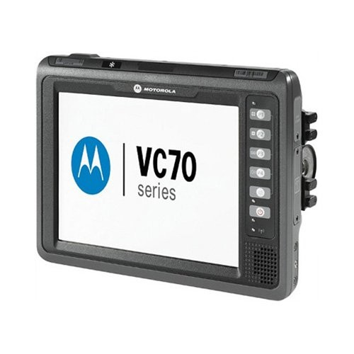 Zebra VC70N0, USB, RS232, bluetooth, Ethernet, Wi-Fi, WEC 7 (VC70N0-60VDC-U-R)