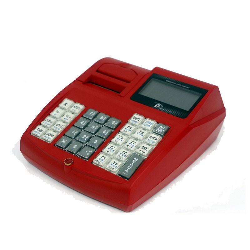 Ταμειακή Μηχανή IP Cash Κόκκινη - πληρωμή έως 6 άτοκες δόσεις