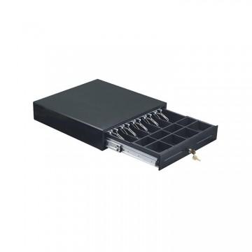 Συρτάρι ταμειακής μηχανής ACR CDR-S4141 μαύρο μεταλλικό, CDR-S4141