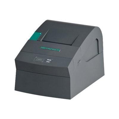 Metapace T-4, USB, 8 dots/mm (203 dpi), cutter, μαύρο (META-t4u)