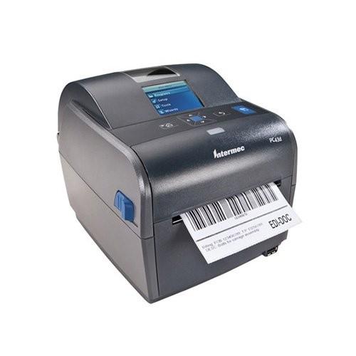 Honeywell PC43d, 12 dots/mm (300 dpi), MS, RTC, οθόνη, EPLII, ZPLII, IPL, USB (PC43DA00100302)