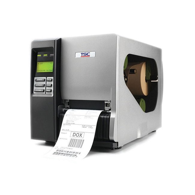 TSC TTP-344M Pro, 12 dots/mm (300 dpi), RTC, οθόνη, TSPL-EZ, USB, RS232, LPT (99-047A003-00LF)