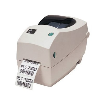 Zebra TLP2824 Plus, 8 dots/mm (203 dpi), cutter, RTC, EPL, ZPL, USB, print server (ethernet) (282P-101522-040)